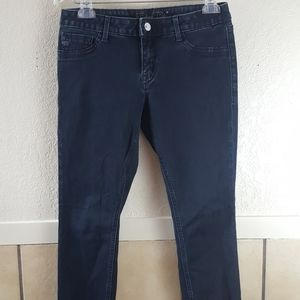 Miss Me Ashley Low rise Jeggings Size 29 GUC